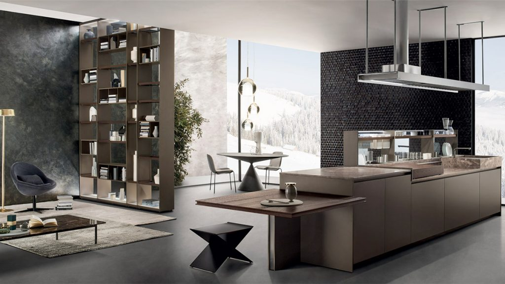 Rivenditori cucine Ernestomeda a Bergamo - 3-1