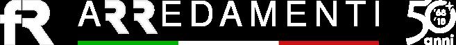 Logo Fr arredamenti - 50 anni - grande
