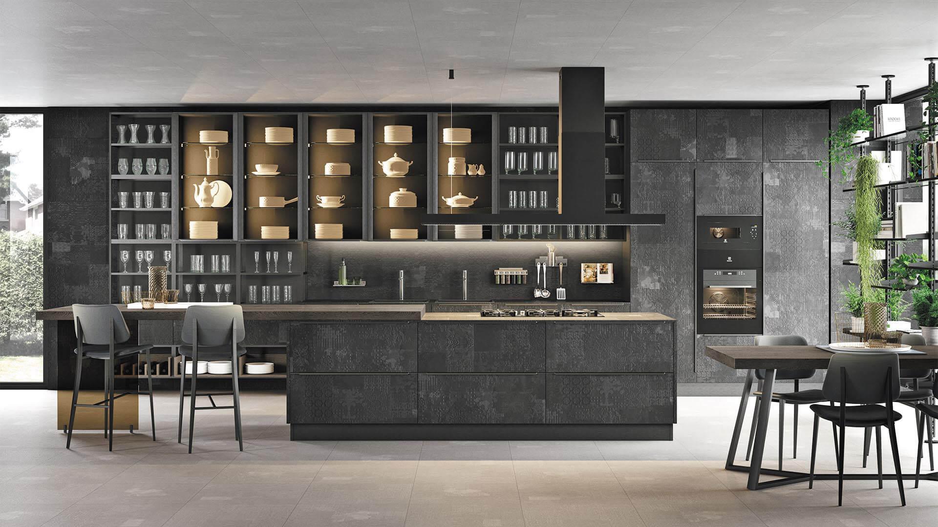 Rivenditori cucine Lube per Bergamo e provincia - FR arredamenti