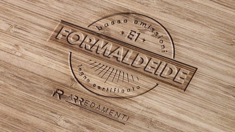 Formaldeide nei mobili in legno