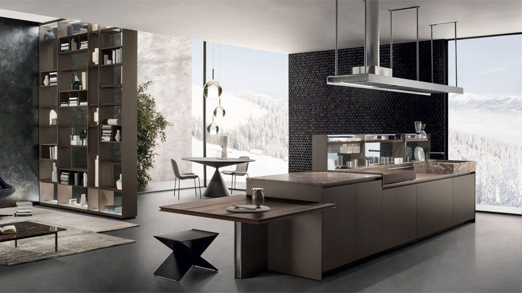 Arredare una cucina con isola: vantaggi, progetti e stile FR