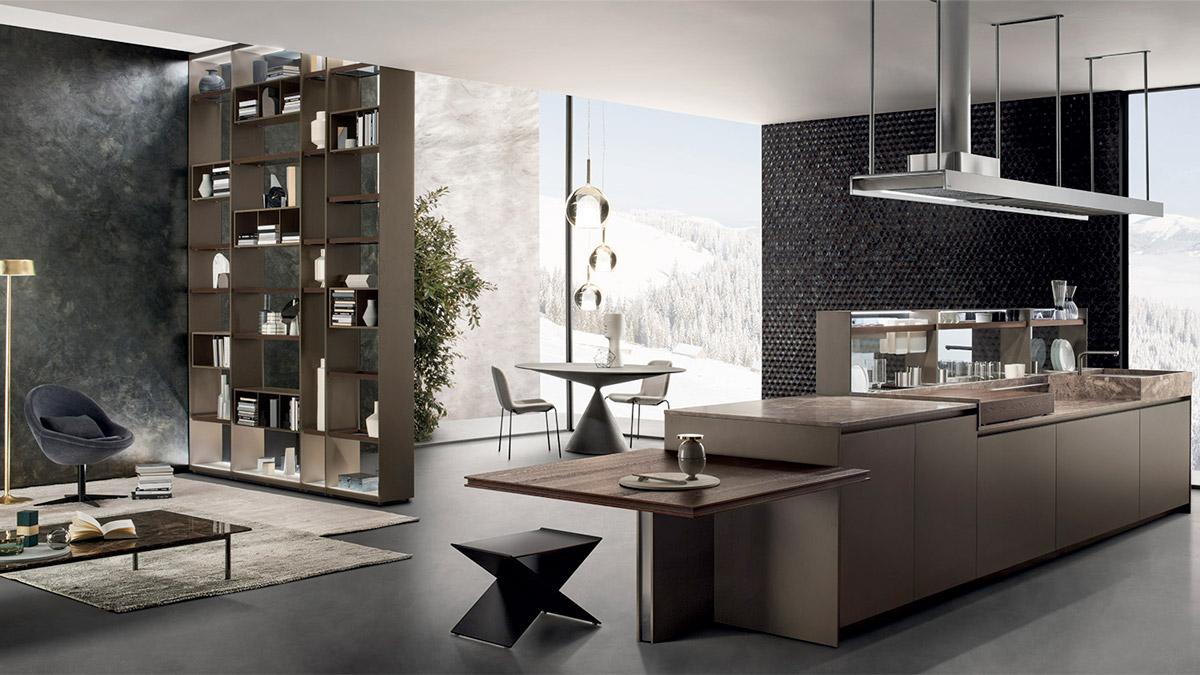 Arredare una cucina con isola: vantaggi, progetti e stile - FR