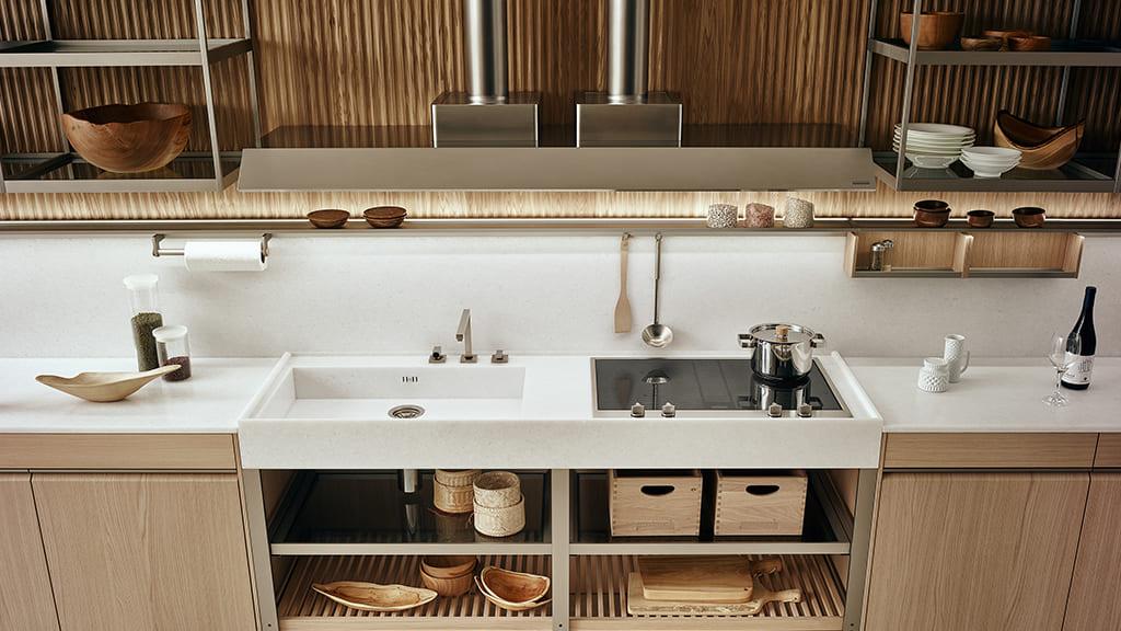 Cucine K-Lab by Ernestomeda